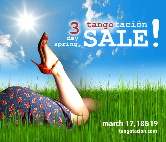 Tangotación! one time only sale: march 17, 18 & 19 2012. tangoshoes, eveningshoes,avondschoenen,tangoschoenen,salsaschoenen.